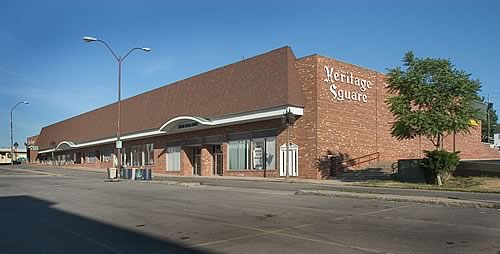 Heritage Square, Stores and Offices for Rent & Lease