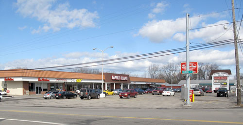 Wrights Corners Plaza, Storefronts for Lease, Transit Road
